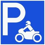Signalisation des parcs à vélos / motos