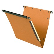 Suspension files for cabinets 33 cm kraft Ultimate AZV Elba normal bottom orange