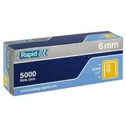 Agrafe Rapid cloueur 13/6 - Boîte de 5000
