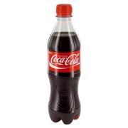 Karton 24 Flaschen Coca Cola 50 cl