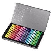 Feutre Stabilo Pen 68 couleurs assorties pointe ogive 1 mm - Boîte de 40