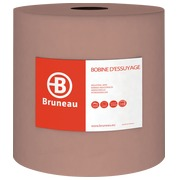 Industriële rollen Bruneau zalmkleur