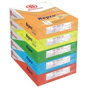 JMB Repro Sun, pack of 5 reams, A4, 80 g, assorted bright colours