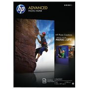 Papier photo glacé HP Advanced A4 250 g - 25 feuilles