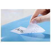 Pack von 300 herabnehmbaren Etiketten Avery L 4743 99,1 x 42,3 mm für Laserdrucker