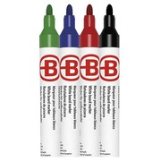 Bag containing 4 erasable markers JMB