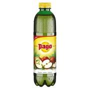 Jus de pomme Pago 1 L - Carton de 6 bouteilles