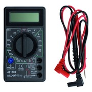 Digitale multimeter 6 functies