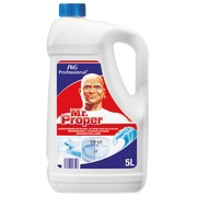 Bottle of 5 L Mr Proper sanitair