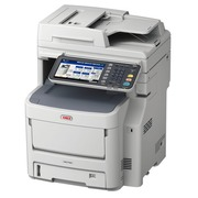 OKI MC760dn - imprimante multifonctions - couleur