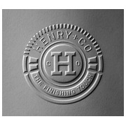 Logo droogstempel