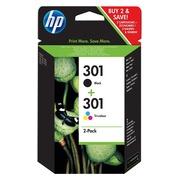 E5Y87EE HP DJ1050 INK (3) BLACK+COLOR