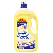Bottle of 4 L softener Lenor summer breeze
