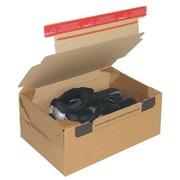 Mail box cardboard model send and return 38.4 x 29 x 19 cm