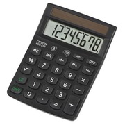 Calculatrice de bureau écologique Citizen ECC-210 - 8 chiffres