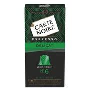 Capsules de café Carte Noire Délicat n°6 - Boîte de 10