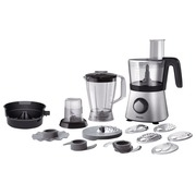Philips Viva Collection HR7769 - food processor - 850 W - oyster metallic