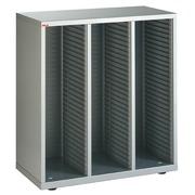 Comptoir 3 colonnes Clen aluminium
