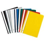 Chemise de présentation à lamelles Polypropylène standard - A4 - Couleurs assorties (449225B)