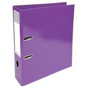 Iderama® Prem'Touch® ordner met hefboom - rug 70mm A4 - Purper (53626E)