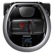 Samsung CycloneForce VR20M707NWS - Staubsauger - Roboterstaubsauger - Titanium Gray