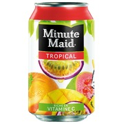 Packung 24 Dosen Minute Maid Tropical