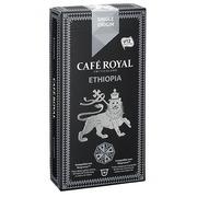 Capsules de café Café Royal Ethiopia - Boîte de 10