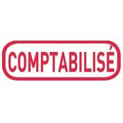 Tampon encreur Xprint 'Comptabilisé' 4992.04 Trodat