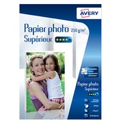 Avery Photo Paper Glossy Finish A4 230 g - 35 Sheets