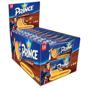 Biscuit Prince fourré chocolat x 4 - Format pocket 80 g