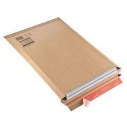 Pochette d'expédition carton 34 x 50 x 5 cm