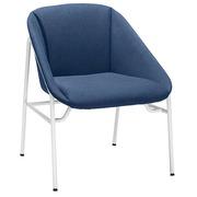 Sofa chair NOTO blue