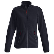 Printer Speedway lady fleece jacket Marine XS