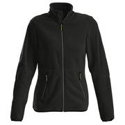 Printer Speedway lady fleece jacket Zwart XS