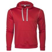 Printer Pentathlon hooded Sweater Rood XS