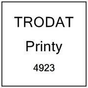 Trodat Printy 4923