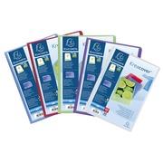 Protège-documents en polypropylène semi-rigide KreaCover® Chromaline 160 vues - A4.