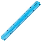 Flexible Flat Ruler Plastic 30 cm