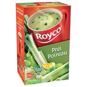 Royco Minute Soup classic prei, pak van 25 zakjes