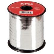 Apli sierlint 7 mm x 250 m, zilver