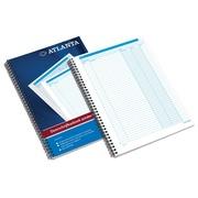 Livre de caisse manifold Atlanta A4 50x2 pages sans TVA
