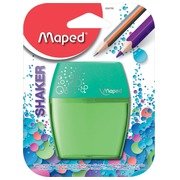 Maped taille-crayons Shaker 2 trous, sous blister