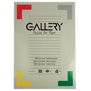 Gallery papier millimétré ft 29,7 x 42 cm (A3)