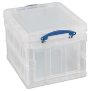 Really Useful Box 35 litres pliable, transparent