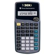 EN_CALC.SCIENT. TI-30XA TEXAS