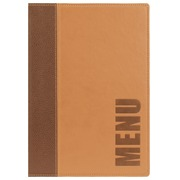 EN_SECURIT MENU TRENDY A5 BRUN CL