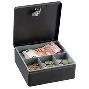 Mini geldkoffer met sleutels