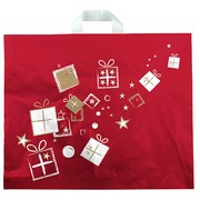 Gift bag with flat handles 40 x 50 x 5 cm - pack of 50