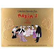 Assortiment verfijnde koekjes Maxim's - metalen doos van 190 g