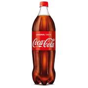 Coca-Cola Classic 1,25 L - Pack von 12 Flaschen